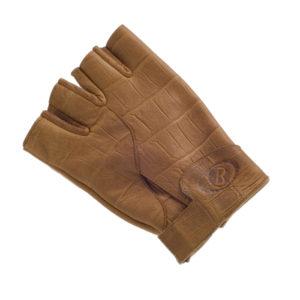 Guia Demi Tan Crocco Leather