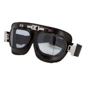 Vintaco Black Leather