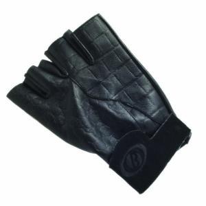 Guia Demi Black Crocco Leather