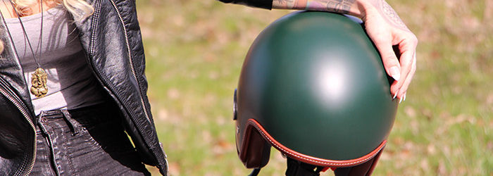 Letní otevřené helmy